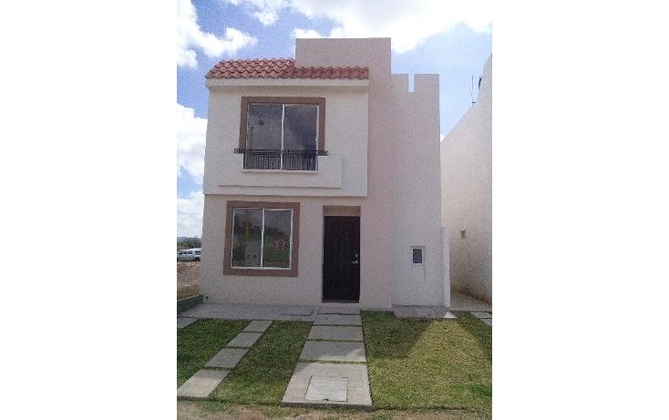 Foto de casa en venta en  , hacienda de los morales, soledad de graciano s?nchez, san luis potos?, 1090377 No. 01