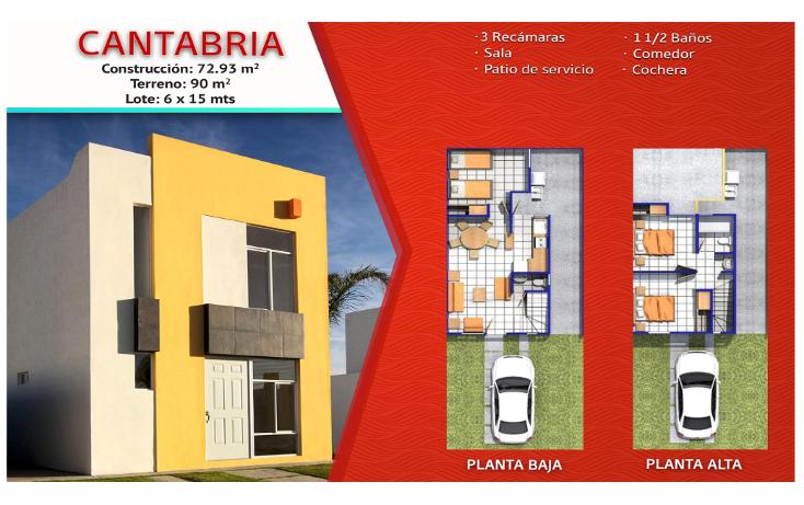 Foto de casa en venta en  , hacienda de los morales, soledad de graciano sánchez, san luis potosí, 1173525 No. 01