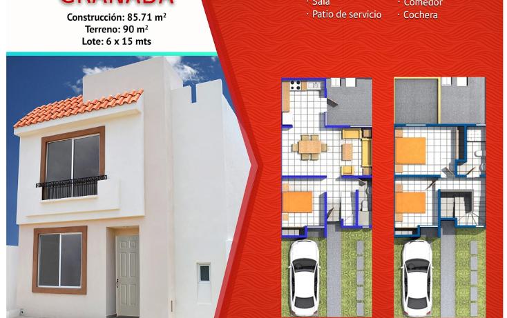 Foto de casa en venta en  , hacienda de los morales, soledad de graciano sánchez, san luis potosí, 1173525 No. 03