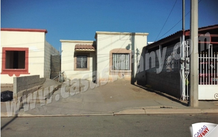 Foto de casa en venta en  , hacienda de los portales 2da secci?n, mexicali, baja california, 1939013 No. 01