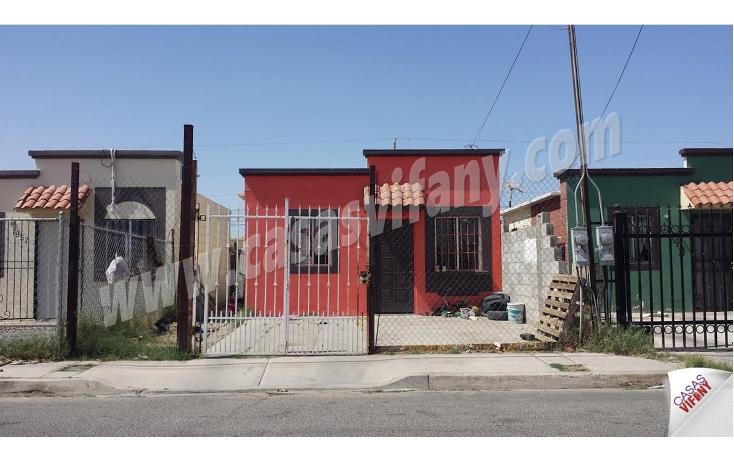 Foto de casa en venta en  , hacienda de los portales 3a secci?n, mexicali, baja california, 1897242 No. 01