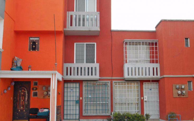 Foto de casa en condominio en venta en hacienda de los tulipanes, la alborada, cuautitlán, estado de méxico, 1706824 no 01