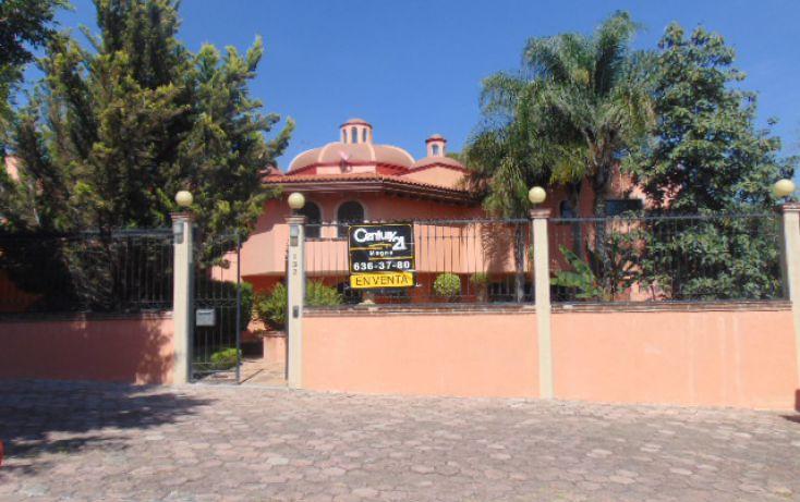 Foto de casa en venta en hacienda de palmillas 132, balcones del campestre, león, guanajuato, 1704806 no 01
