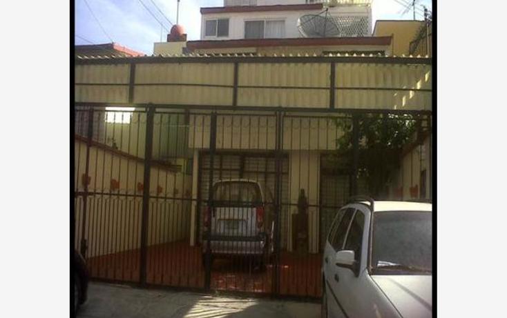 Foto de casa en venta en  , hacienda de san juan de tlalpan 2a secci?n, tlalpan, distrito federal, 1607982 No. 02