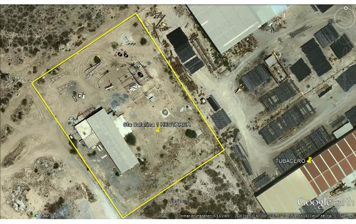 Foto de terreno comercial en venta en  , hacienda de santa catarina, santa catarina, nuevo león, 1678446 No. 01