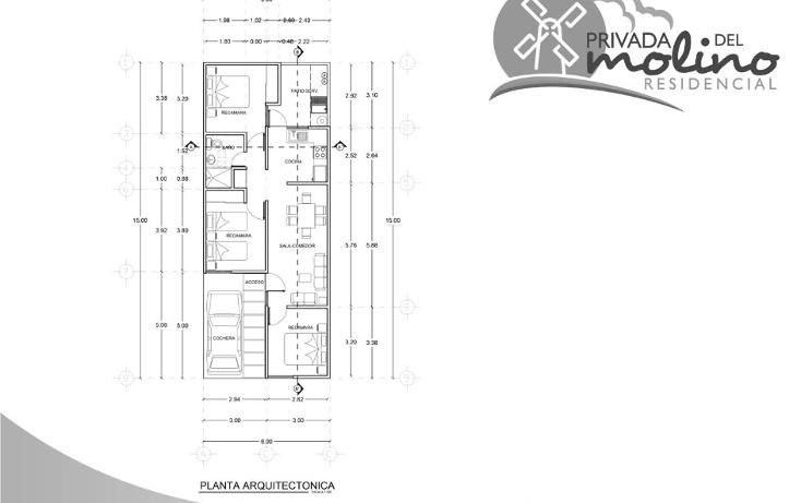 Foto de casa en venta en  , hacienda de santiago, san luis potosí, san luis potosí, 1081789 No. 02