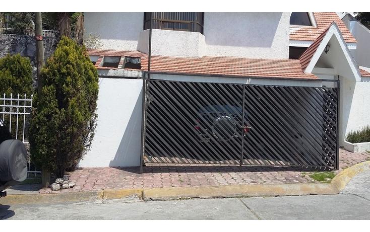 Foto de casa en venta en hacienda de soria , lomas de la hacienda, atizapán de zaragoza, méxico, 1680382 No. 01