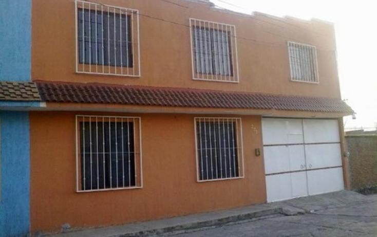 Foto de casa en venta en  , tinijaro, morelia, michoacán de ocampo, 808975 No. 01