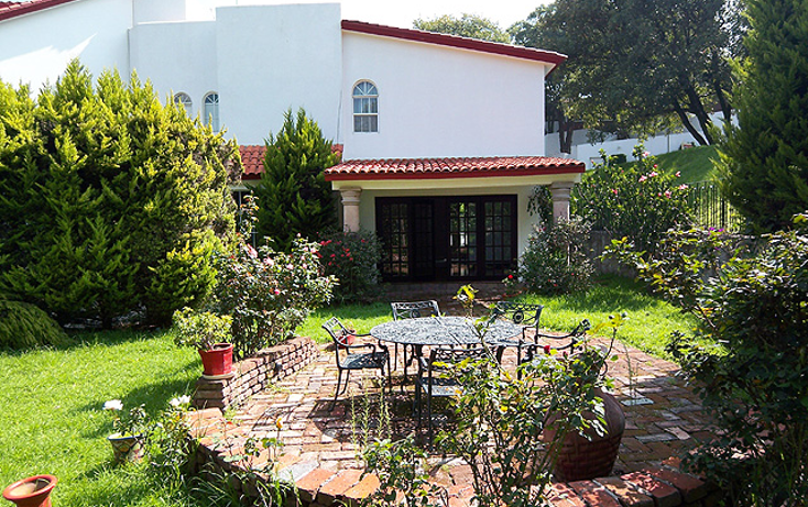 Foto de casa en venta en  , hacienda de valle escondido, atizapán de zaragoza, méxico, 1241921 No. 24