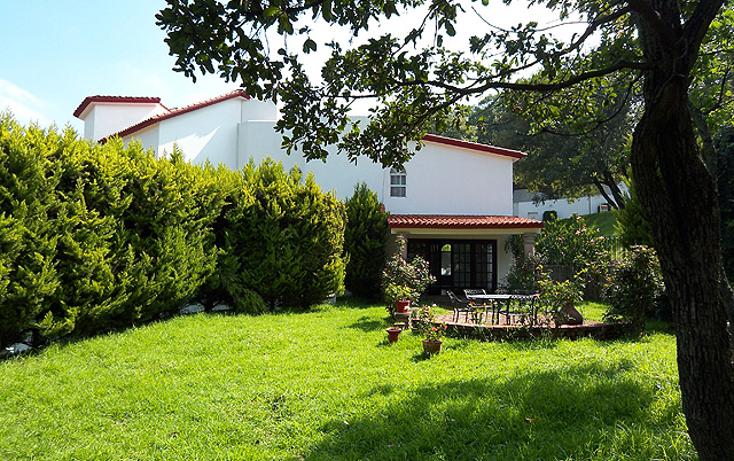 Foto de casa en venta en  , hacienda de valle escondido, atizapán de zaragoza, méxico, 1241921 No. 25