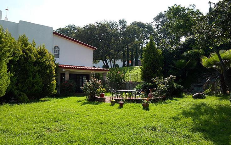 Foto de casa en venta en  , hacienda de valle escondido, atizapán de zaragoza, méxico, 1241921 No. 26