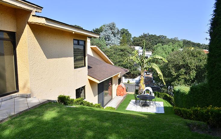 Foto de casa en venta en  , hacienda de valle escondido, atizap?n de zaragoza, m?xico, 1453429 No. 24