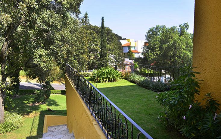 Foto de casa en venta en  , hacienda de valle escondido, atizap?n de zaragoza, m?xico, 1453429 No. 29