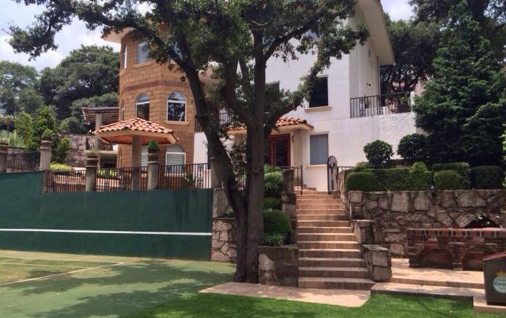 Foto de casa en venta en  , hacienda de valle escondido, atizapán de zaragoza, méxico, 1559256 No. 01