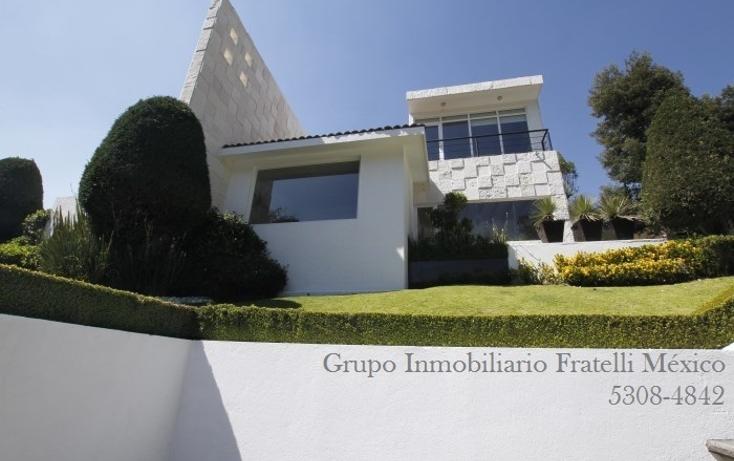 Foto de casa en venta en  , hacienda de valle escondido, atizap?n de zaragoza, m?xico, 1665875 No. 14