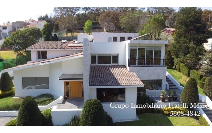 Foto de casa en venta en  , hacienda de valle escondido, atizap?n de zaragoza, m?xico, 1665875 No. 20