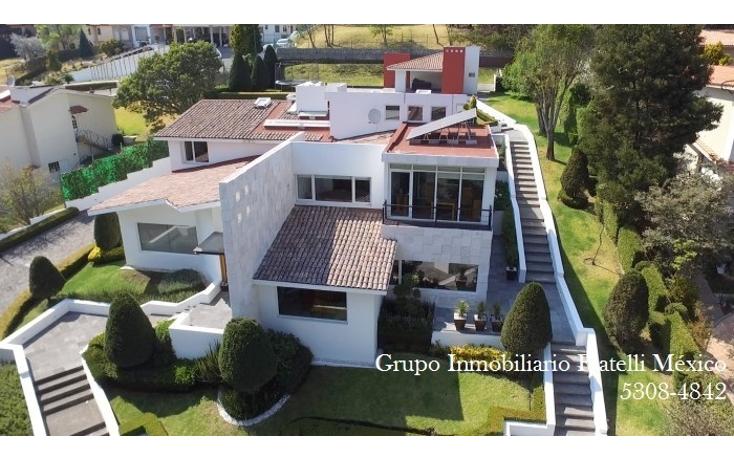 Foto de casa en venta en  , hacienda de valle escondido, atizap?n de zaragoza, m?xico, 1665875 No. 22