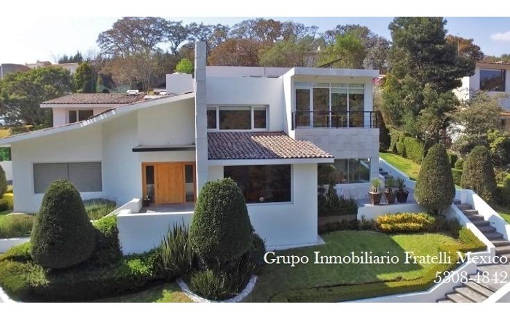 Foto de casa en venta en  , hacienda de valle escondido, atizap?n de zaragoza, m?xico, 1665875 No. 23
