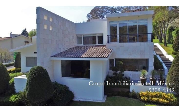 Foto de casa en venta en  , hacienda de valle escondido, atizap?n de zaragoza, m?xico, 1665875 No. 24