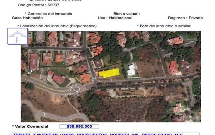 Foto de casa en venta en  , hacienda de valle escondido, atizapán de zaragoza, méxico, 1835132 No. 13