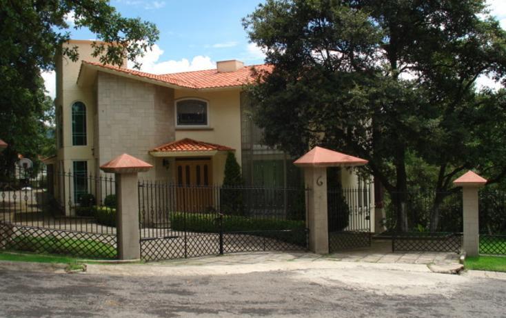 Foto de casa en renta en  , hacienda de valle escondido, atizapán de zaragoza, méxico, 1852862 No. 01