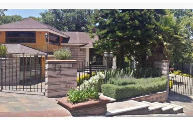 Foto de casa en venta en  , hacienda de valle escondido, atizapán de zaragoza, méxico, 2642940 No. 14