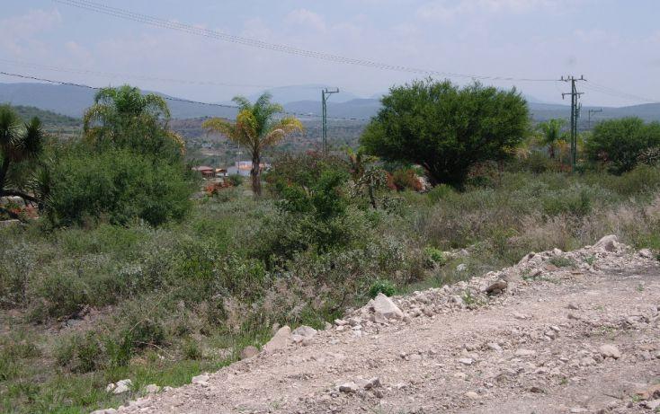 Foto de terreno habitacional en venta en hacienda de yextho lt 8 mz 33, tenzabhí, tecozautla, hidalgo, 1957554 no 05