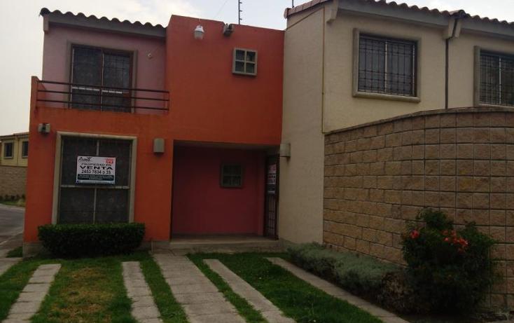 Foto de casa en venta en  , hacienda del bosque, tecámac, méxico, 1996632 No. 01