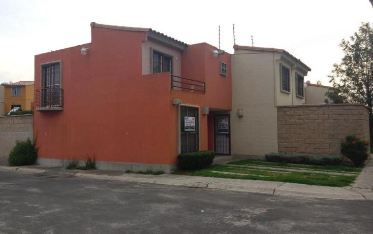Foto de casa en venta en  , hacienda del bosque, tecámac, méxico, 1996632 No. 02