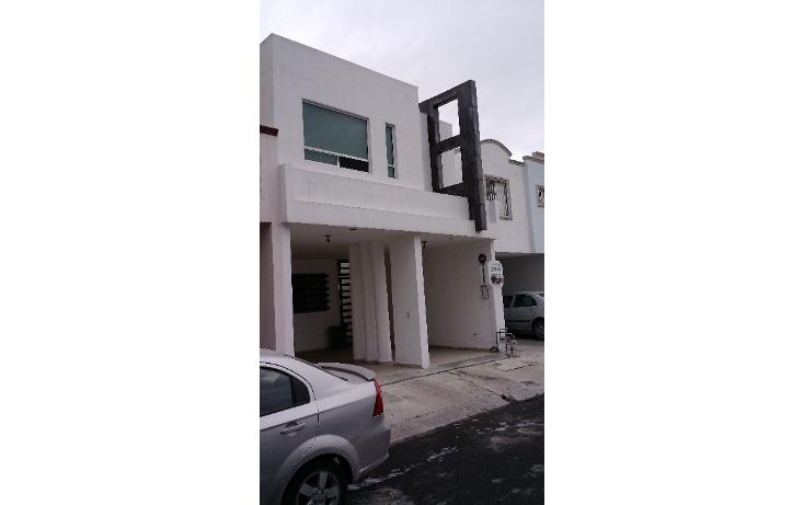 Foto de casa en venta en  , hacienda del carmen, apodaca, nuevo león, 1444289 No. 01