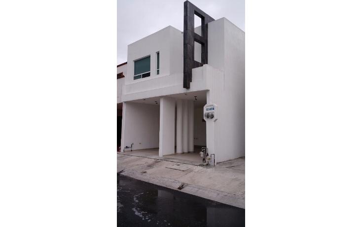 Foto de casa en venta en  , hacienda del carmen, apodaca, nuevo león, 2016326 No. 01