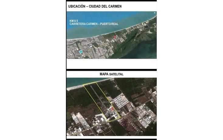 Foto de terreno comercial en venta en  , hacienda del mar, carmen, campeche, 1181325 No. 05