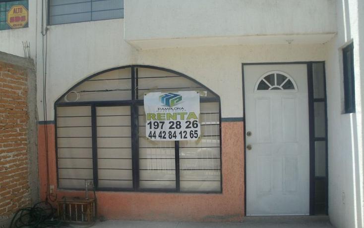 Foto de casa en renta en  , hacienda del mezquital, san luis potosí, san luis potosí, 1834084 No. 01