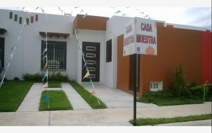 Foto de casa en venta en hacienda del nogal, el cortijo, villa de álvarez, colima, 588009 no 01