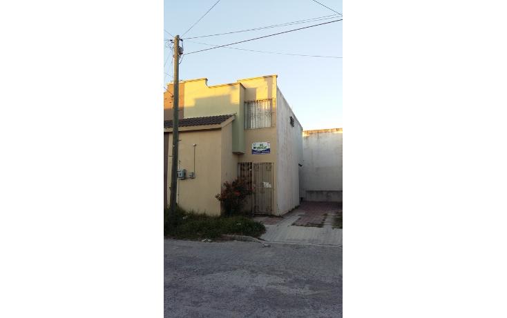 Foto de casa en venta en  , hacienda del puente, matamoros, tamaulipas, 1570779 No. 01
