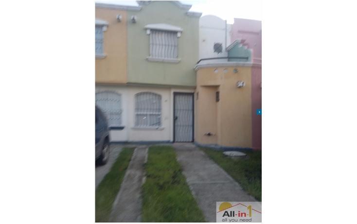 Foto de casa en venta en  , hacienda del valle, zamora, michoacán de ocampo, 1548924 No. 01