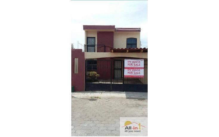 Foto de casa en venta en  , hacienda del valle, zamora, michoacán de ocampo, 1940219 No. 01