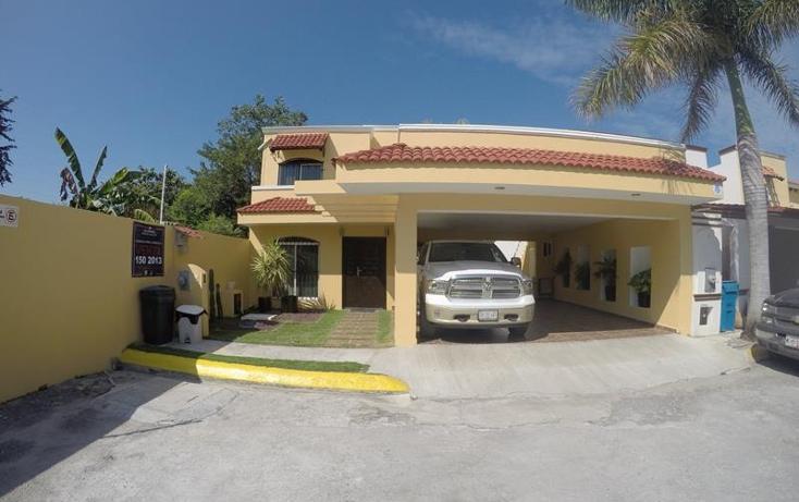 Foto de casa en venta en  , hacienda dorada, carmen, campeche, 2011586 No. 01