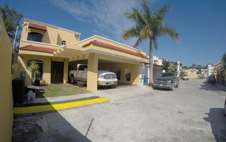 Foto de casa en venta en  , hacienda dorada, carmen, campeche, 2011586 No. 02