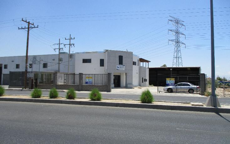 Foto de edificio en venta en  , hacienda dorada, mexicali, baja california, 2034404 No. 01