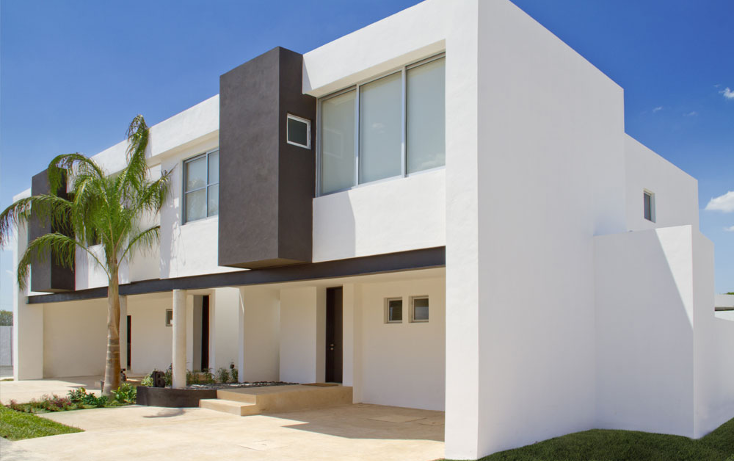 Foto de casa en venta en  , hacienda dzodzil, mérida, yucatán, 1075511 No. 01