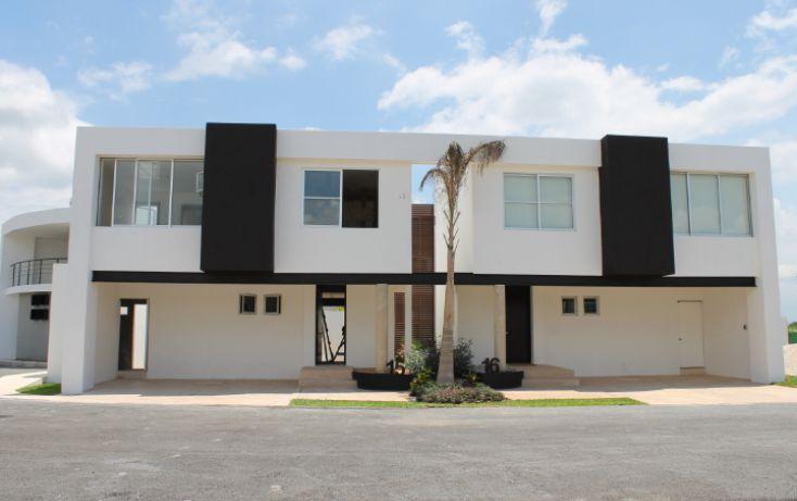 Foto de casa en condominio en venta en, hacienda dzodzil, mérida, yucatán, 1089723 no 01
