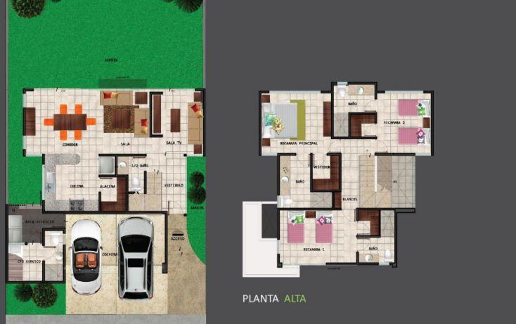 Foto de casa en condominio en venta en, hacienda dzodzil, mérida, yucatán, 1092419 no 07