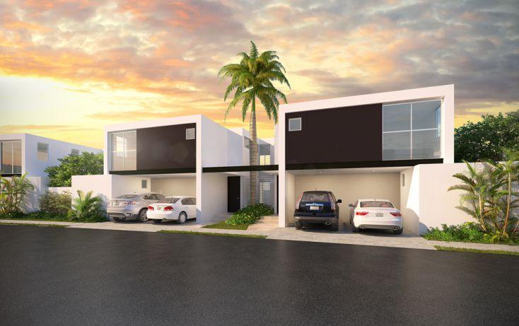Foto de casa en condominio en venta en, hacienda dzodzil, mérida, yucatán, 1097093 no 01