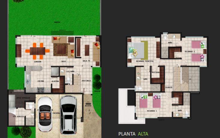 Foto de casa en condominio en venta en, hacienda dzodzil, mérida, yucatán, 1097093 no 03