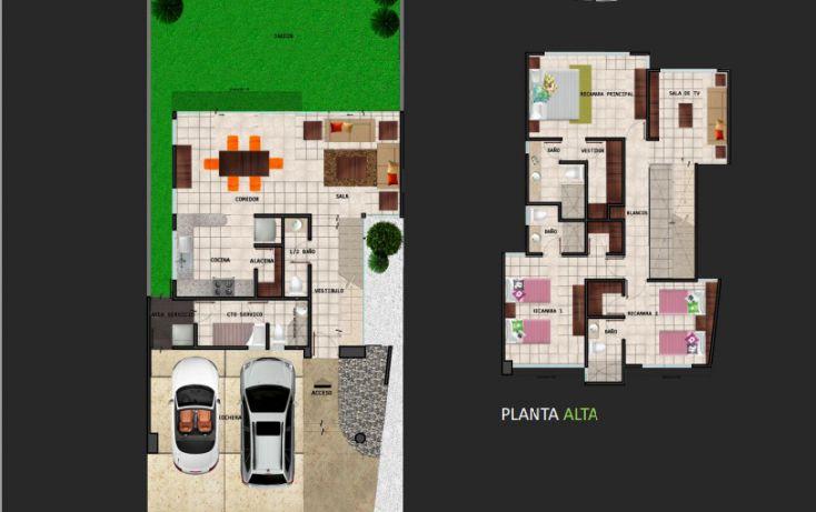 Foto de casa en condominio en venta en, hacienda dzodzil, mérida, yucatán, 1098285 no 02