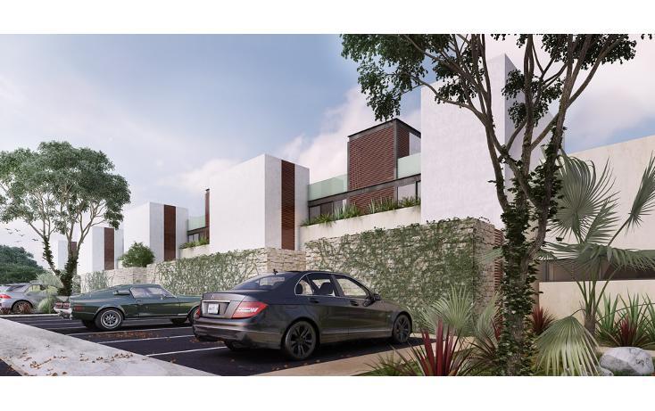 Foto de departamento en venta en  , hacienda dzodzil, mérida, yucatán, 1466213 No. 02