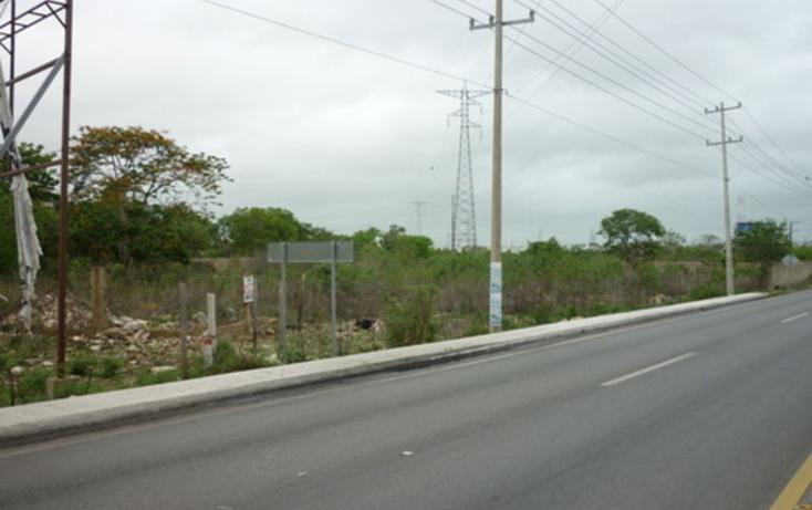 Foto de terreno comercial en venta en  , hacienda dzodzil, mérida, yucatán, 1703722 No. 05