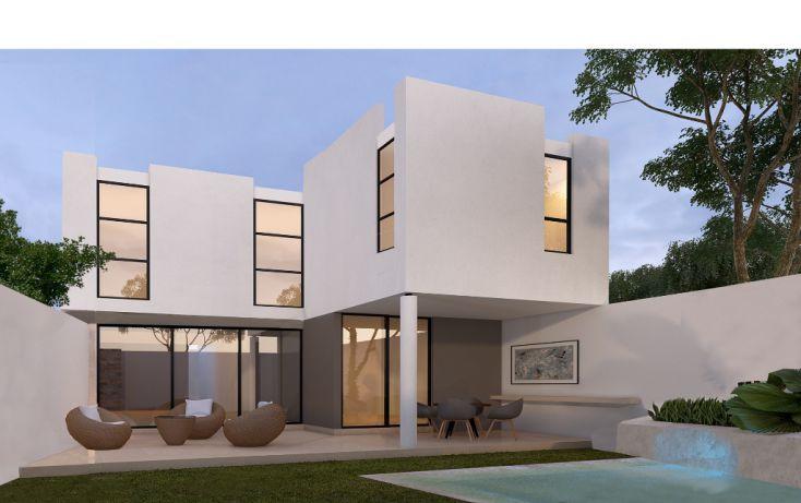 Foto de casa en venta en, hacienda dzodzil, mérida, yucatán, 1736644 no 01
