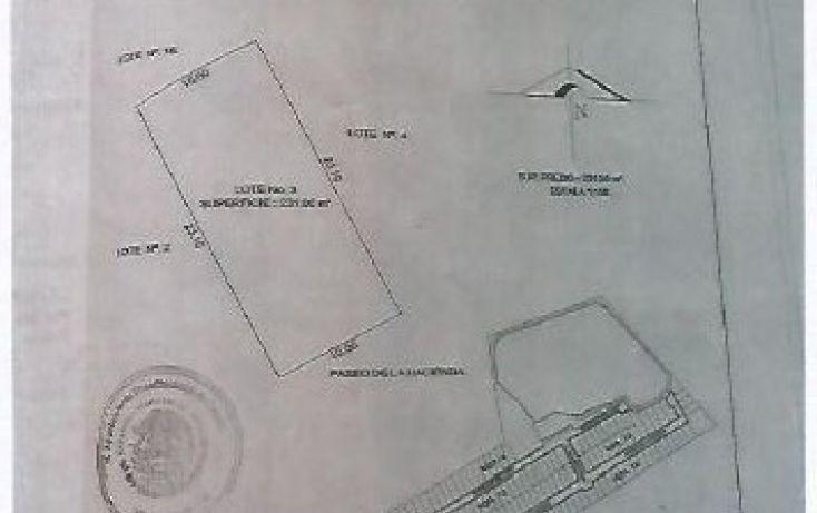 Foto de terreno habitacional en venta en, hacienda esmeralda, centro, tabasco, 1436141 no 08